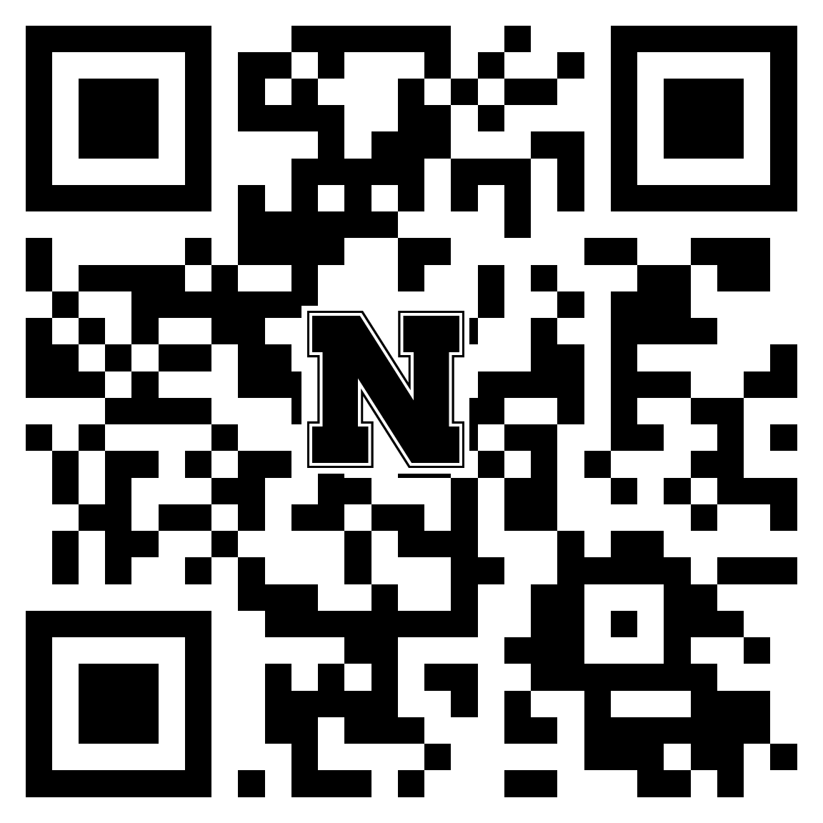 QR Code for your Go URL